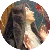 Foto Santa Margarida Maria Alacoque